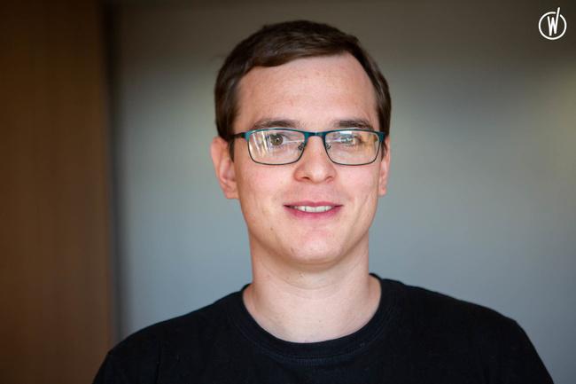 Rencontrez Tanguy, Lead développeur IA / Blockchain - FLEXPER