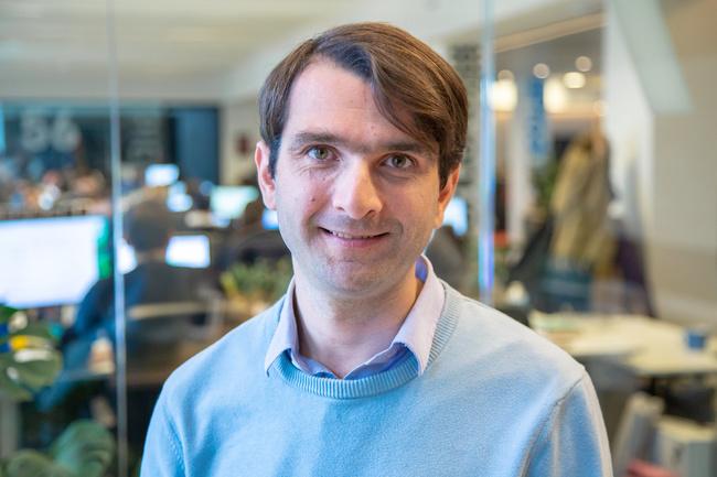 Meet Armand, Founder & CEO