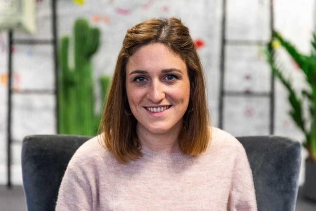 Rencontrez Chloé, Digital & E shop manager - Weematch