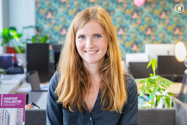 Rencontrez Léa, Project Manager - GEO PLC