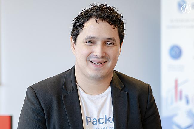 Rencontrez Mehdi Aissani, Tech Lead - PacketAI