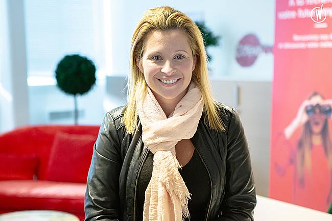 Rencontrez Karen, Directrice des Ressources Humaines - Edenred France