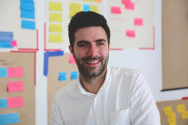 Rencontrez Aurélien, UX:UI Designer