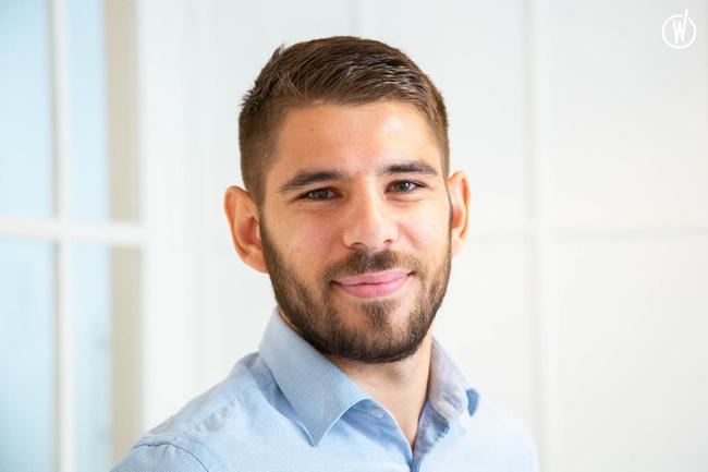 Rencontrez Jérôme, Chargé d'affaires - Virtualbuilding