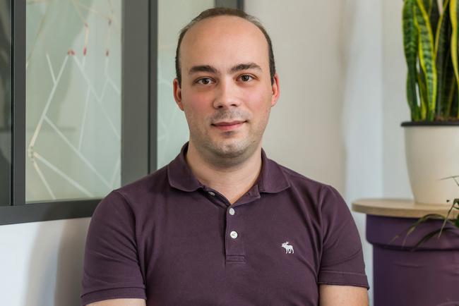 Rencontrez Guillaume, CTO & Founder