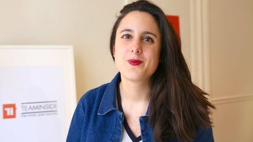 Rencontrez Sofia, Chef de Projet Digital Junior