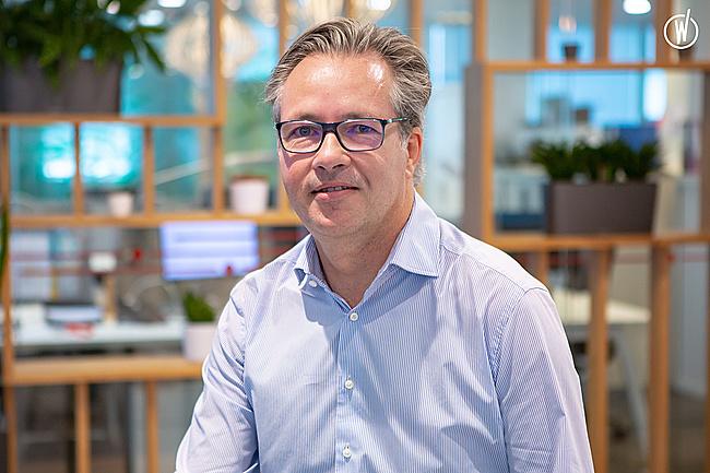 Rencontrez Julien, Directeur Général - Edenred France