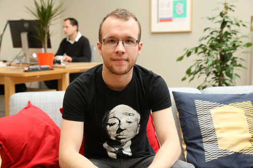 Meet Florian, Data Scientist