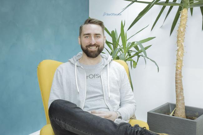 Rencontrez Guillaume, VP Product
