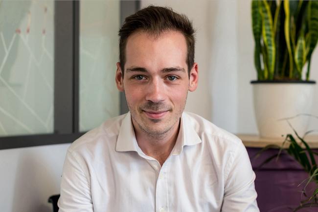 Rencontrez Arnaud, CEO & Founder