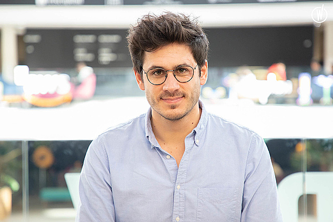 Rencontrez Adrien, Head of Sales - Mobibam