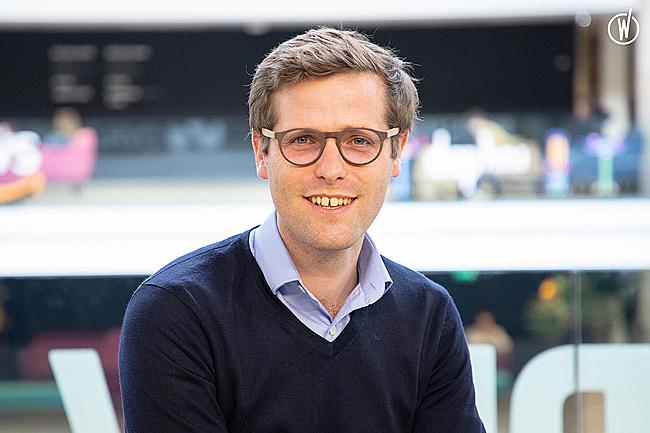 Rencontrez Paul, CEO et fondateur - Mobibam