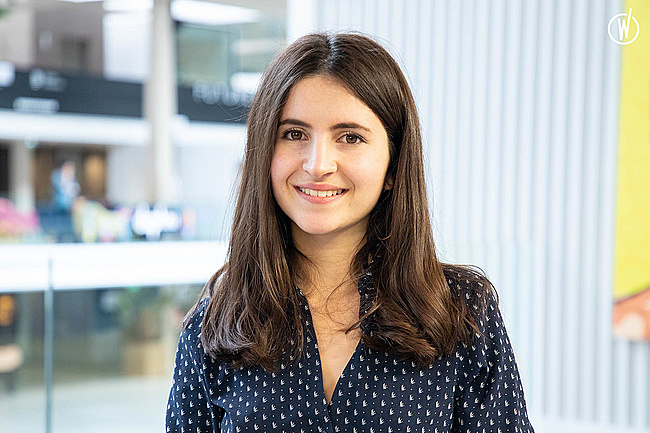 Rencontrez Solène, Responsable Marketing - Mobibam