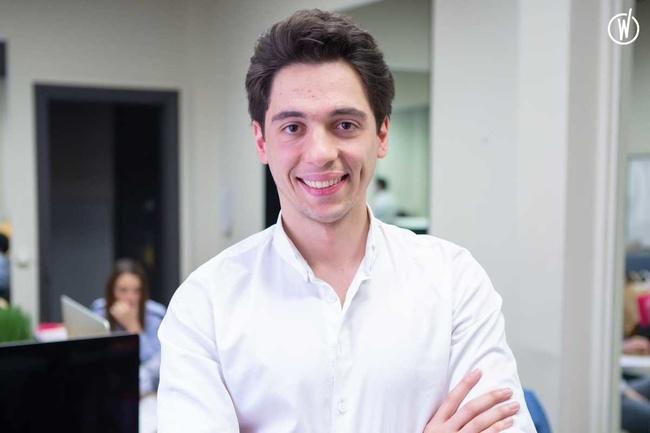 Rencontrez Othmane, CEO & Co fondateur - ZeClef