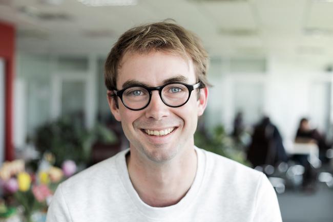 Rencontrez Guillaume, CEO