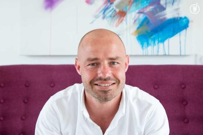 Rencontrez Frédéric, co fondateur et responsable produit