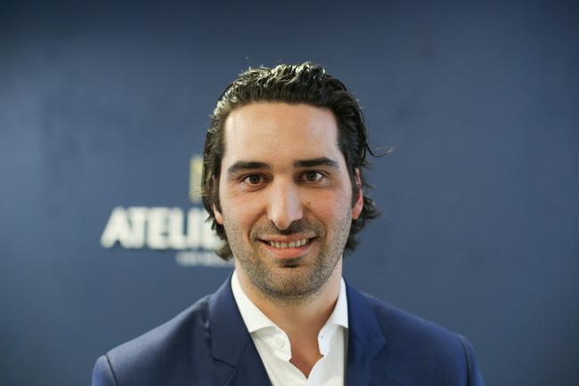Rencontrez François, CEO & Co-fondateur - Atelier NA