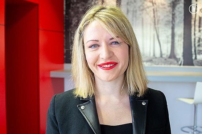 Rencontrez Aurélie, Directrice - Nouvelles Donnes