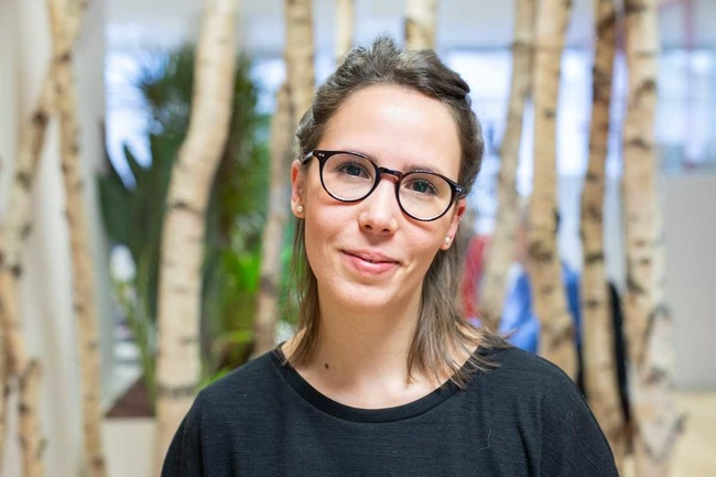 Rencontrez Mélissa, Chef de projet Digital - Data Company