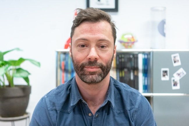 Rencontrez Robert, CEO et fondateur - Tesora