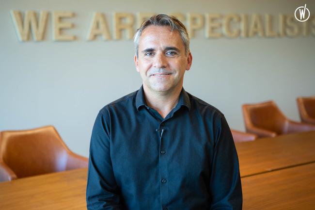 Rencontrez Jean-François, Président & Co-Fondateur WANCORE - La Home Sweet Company