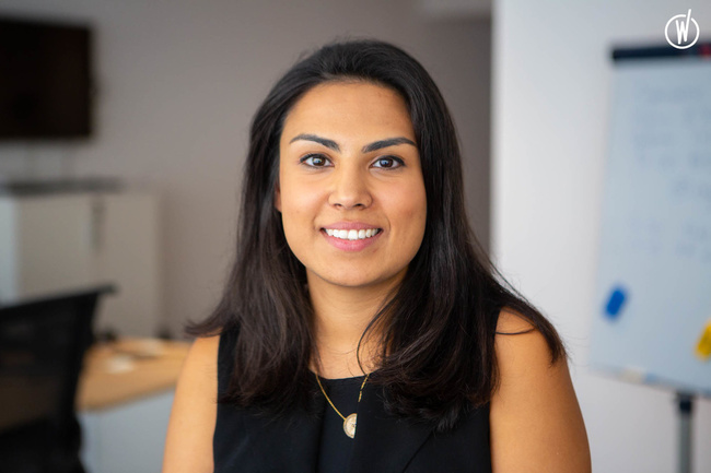 Meet Yonca, Team Leader - NonStop Consulting
