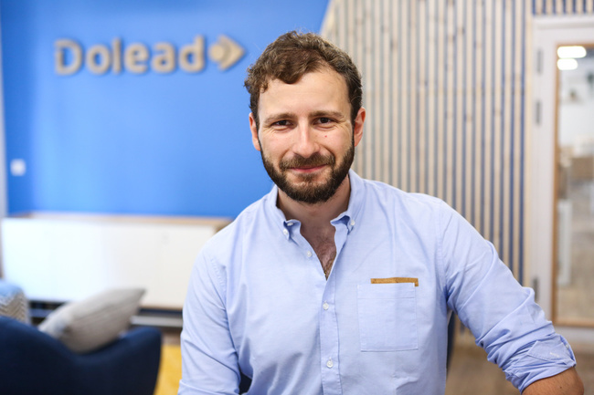 Meet François, Developer Back End - Dolead