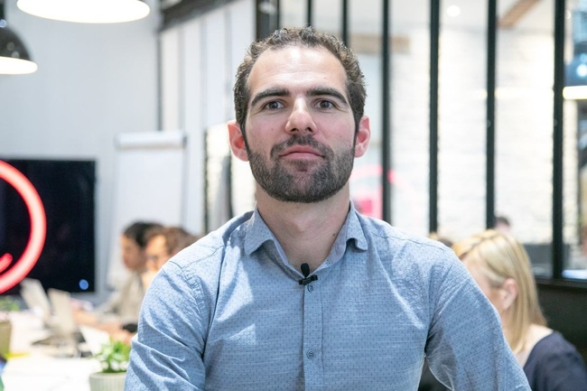 Rencontrez Julien, Co-fondateur - GEKKO