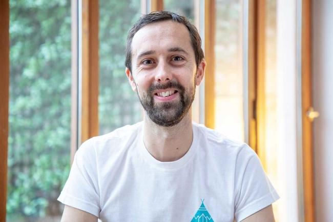 Meet Arnaud, CXO Tepee