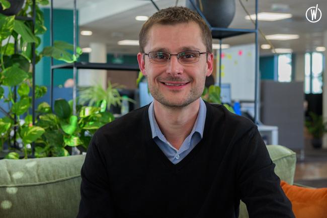 Rencontrez Sylvain, Directeur de programme IT - Cdiscount