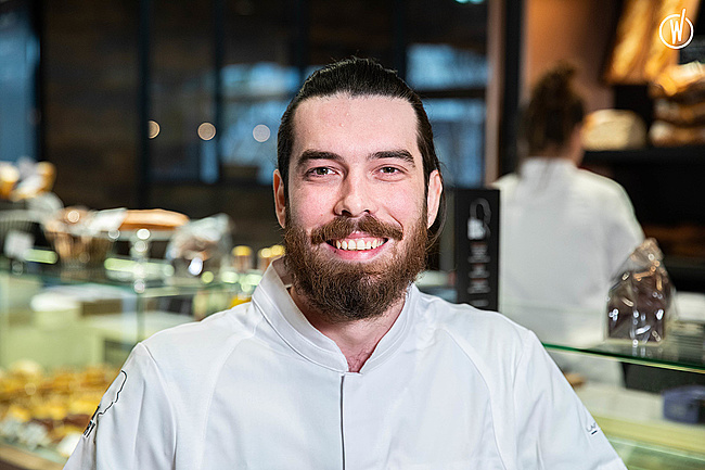 Rencontrez Jules, Assistant Manager -  Thierry Marx Bakery