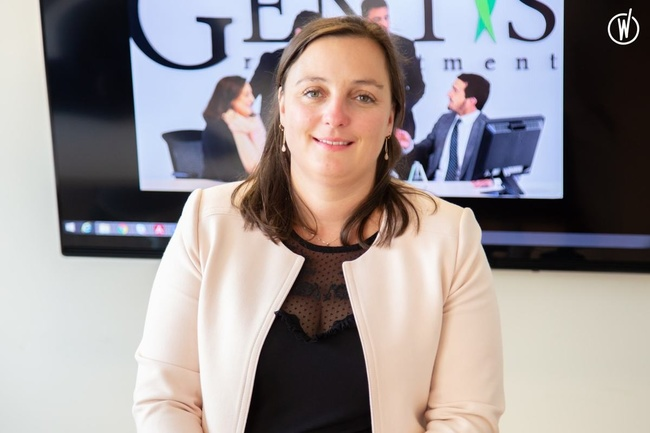 Meet Stéphanie, Founder - Gentis Recruitment