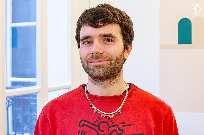 Rencontrez Tristan, Product manager - Stootie