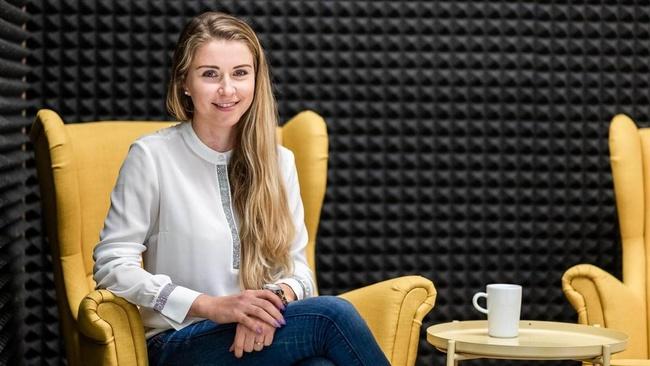 Lenka Vocásková, Klientský pracovník kontaktního centra - ČSOB Pojišťovna