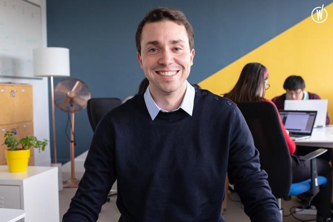 Meet Jean-Rémi, CEO et Co-fondateur  - Jus Mundi