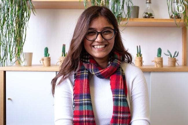 Meet Akshita, Data Scientist - Jus Mundi