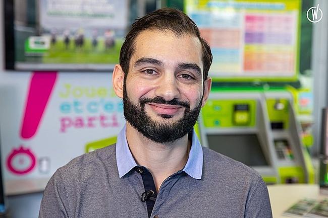 Rencontrez Romain, Responsable d'équipe web - PMU