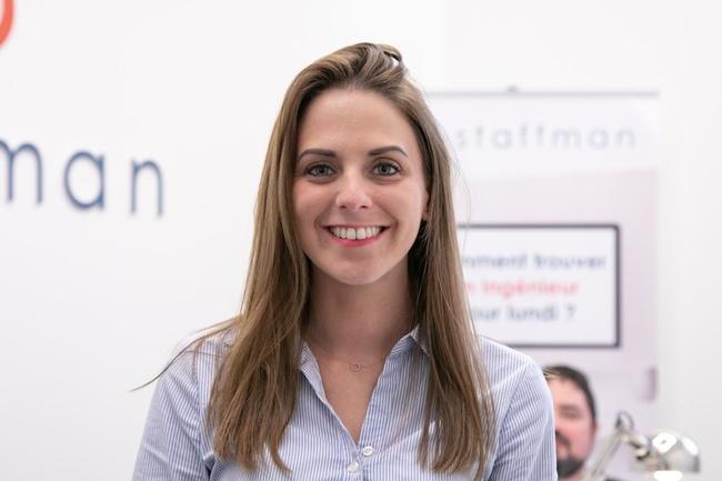 Rencontrez Ophélie, Business Developer