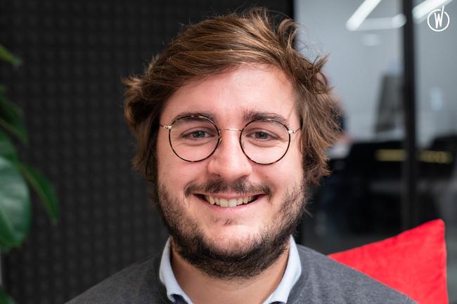 Rencontrez Nicolas, Sales Team Lead - Notify
