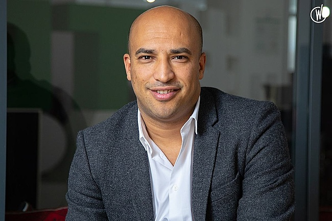 Rencontrez Kamel, Fondateur et CEO - CasbahTech