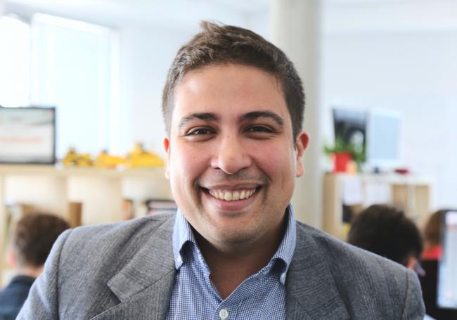 Rencontrez Ali, CEO & Co-founder