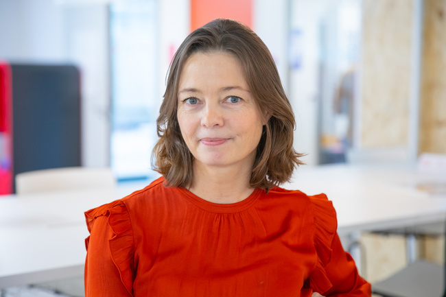 Rencontrez Sophie, Responsable de la Digital Factory - Air France Digital Factory