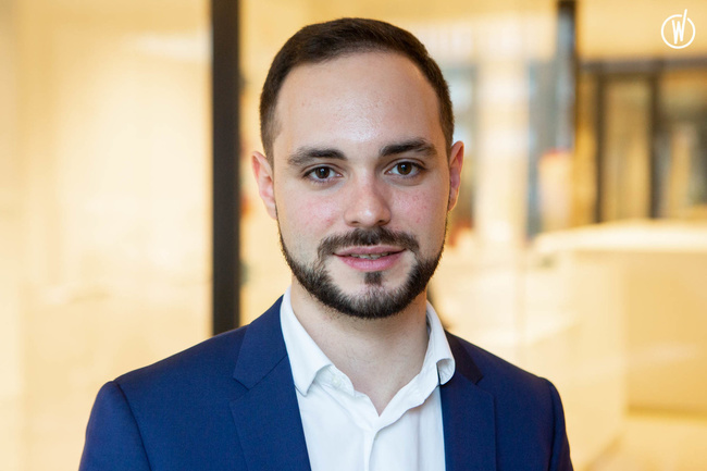 Meet Adrien, Senior business consultant - dFakto