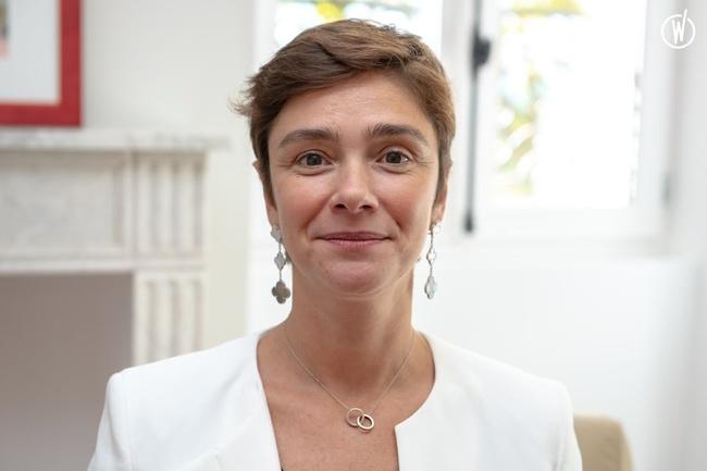 Rencontrez Julie, Cofondatrice & Directrice générale - BARJANE
