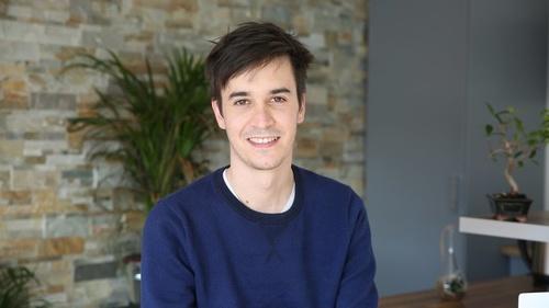 Rencontrez Sacha, Responsable Marketing Digital