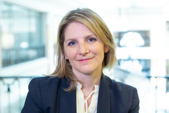 Rencontrez Julie, Banquier privé - Groupe Crédit du Nord