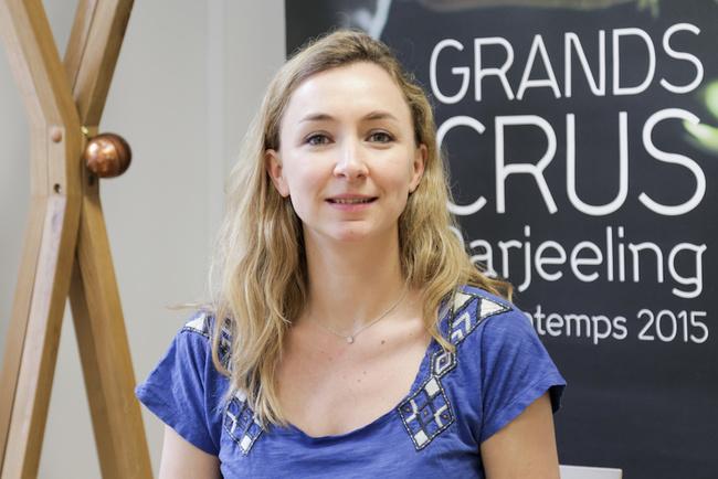 Rencontrez Constance, Directrice Web & Vente à Distance - Palais des Thés