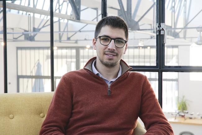 Rencontrez Luc, CTO : Web & Data - Uavia