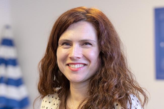 Rencontrez Isabel, CMO