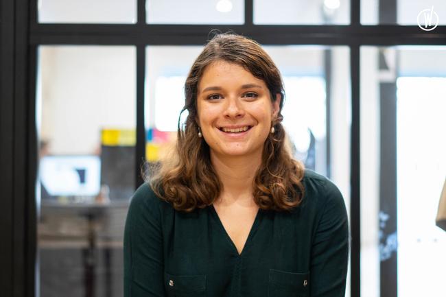 Rencontrez Adélie, Ingénieur QA